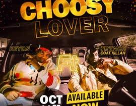#63 cho Choosy Lover (Single Artwork Cover) bởi ShaGraphic