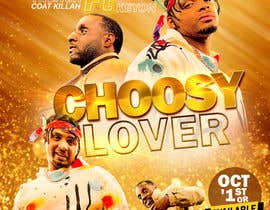 #64 cho Choosy Lover (Single Artwork Cover) bởi ShaGraphic