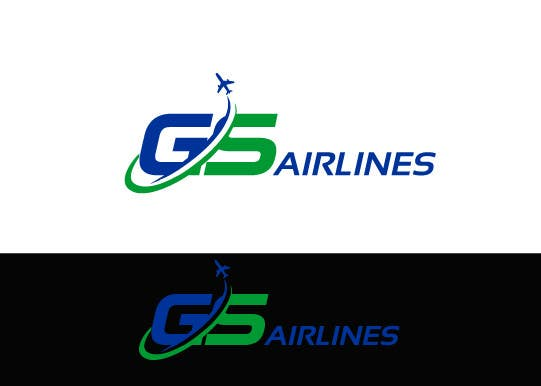 Konkurrenceindlæg #                                        35                                      for                                         Logo Design for a Fictitious Airline
