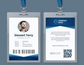 #80 for Design an Employee ID by Biswajit05081999