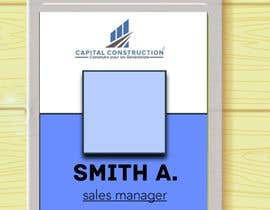 #82 for Design an Employee ID by Ashish1346