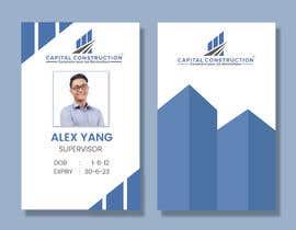 #78 for Design an Employee ID by ahsanaliawan456