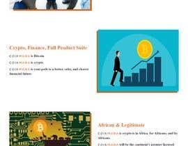#31 for CoinMARA website - v2 by rabiuljahid