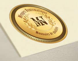 #3 para create logo for website company ( selling collectible coins) por vasked71