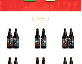 #27 for Website for a brewery by designer9507