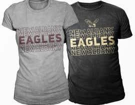 #342 para New Albany Spirit Wear Shirt Designs por Exer1976