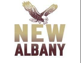 #420 para New Albany Spirit Wear Shirt Designs por Ainal757
