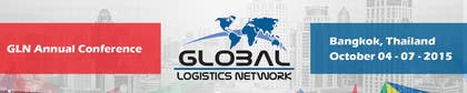 msdvenkat tarafından Design a Banner for 2015 Conference for Global Logistics Network için no 14