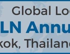 #32 for Design a Banner for 2015 Conference for Global Logistics Network af kevalthacker