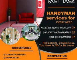 #64 for House paint flyer by zihad109
