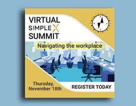 #53 untuk Flyer for a virtual summit oleh shohelhasan01
