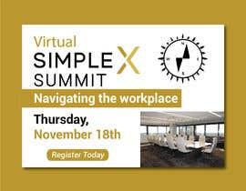 Nripendradas9 tarafından Make a flyer for a virtual summit için no 116