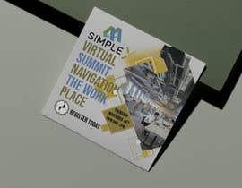Robindesigne tarafından Make a flyer for a virtual summit için no 129