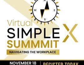 danushkamdarts tarafından Make a flyer for a virtual summit için no 118