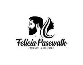 #88 para Logo Design for Hair Dresser for female & male por imrananis316