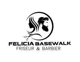 #58 para Logo Design for Hair Dresser for female & male por hegab9302