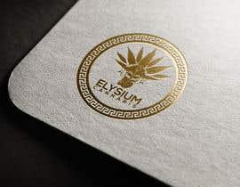 Nro 412 kilpailuun Elysium Cannabis Brand Logo käyttäjältä Nazrulstudio20