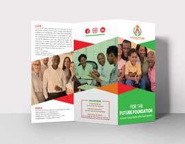 Nro 17 kilpailuun design a tri-fold brochure, a 1 visual, pager, a weekly newsletter käyttäjältä baduruzzaman