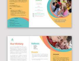 Nro 27 kilpailuun design a tri-fold brochure, a 1 visual, pager, a weekly newsletter käyttäjältä princegraphics5