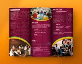 Nro 8 kilpailuun design a tri-fold brochure, a 1 visual, pager, a weekly newsletter käyttäjältä ashish031281
