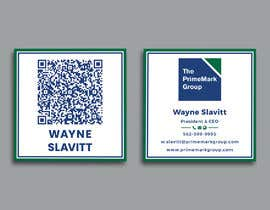 #126 for Improve the look of my business card by rockonmamun
