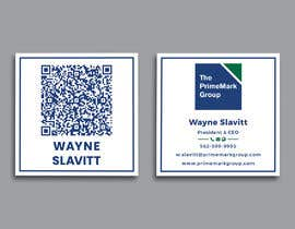 #127 for Improve the look of my business card by rockonmamun