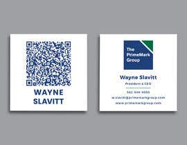 #156 for Improve the look of my business card by rockonmamun