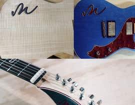 #280 para Logo for Custom Guitar Builder por cseskyz8