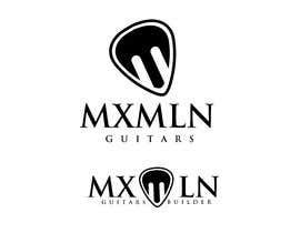 #320 para Logo for Custom Guitar Builder por CreativeShamim