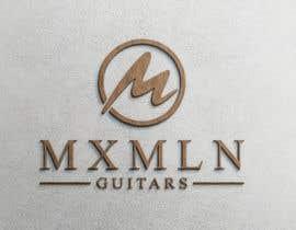 #360 para Logo for Custom Guitar Builder por mdaliahamad558