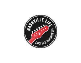 nº 71 pour Nashville Life Logo Redesign par Niloypal