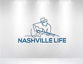 nº 59 pour Nashville Life Logo Redesign par litonmiah3420