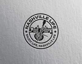 nº 119 pour Nashville Life Logo Redesign par mhdmehedi420