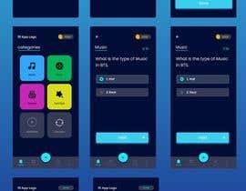 #15 untuk App design for a social game oleh serwar