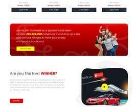 Nro 36 kilpailuun Redesign website html css mysql käyttäjältä pankajsh973