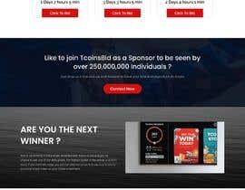 Nro 13 kilpailuun Redesign website html css mysql käyttäjältä rifatuddin1216