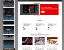 Nro 43 kilpailuun Redesign website html css mysql käyttäjältä abdullahalmamuna