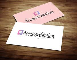 #9 para Design a Logo for ACCESSORYSTATION por razvanbarascu