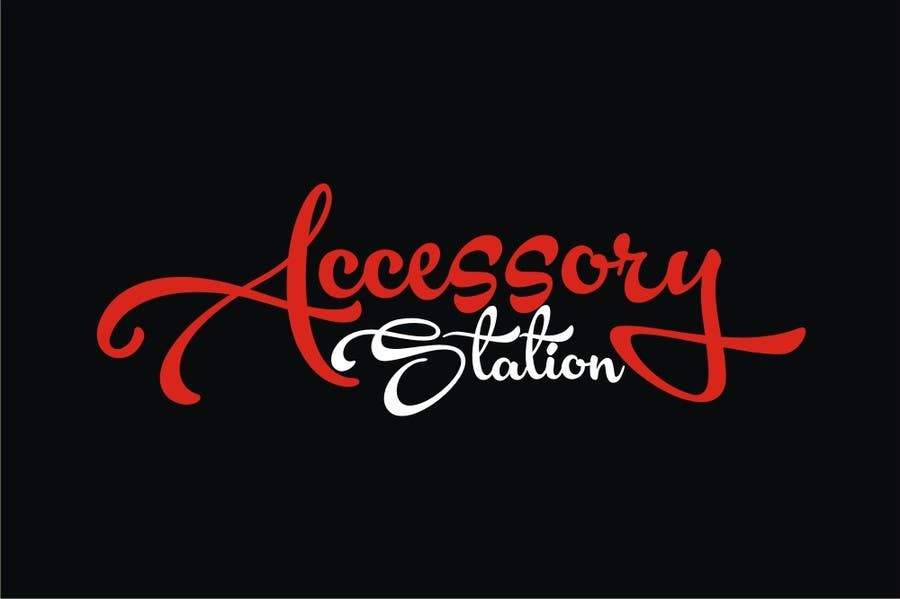 Contest Entry #                                        1                                      for                                         Design a Logo for ACCESSORYSTATION