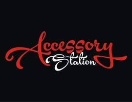 #1 para Design a Logo for ACCESSORYSTATION por Dhientin