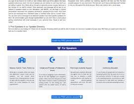 nº 16 pour Web Page Design par Hemram000