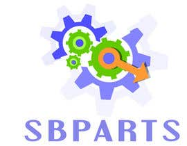 #1 para Design a Logo for SBPARTS por alonelivelife