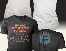 Nro 32 kilpailuun Tech company Tee-shirt design käyttäjältä Exer1976