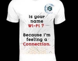 Nro 26 kilpailuun Tech company Tee-shirt design käyttäjältä Creatixia