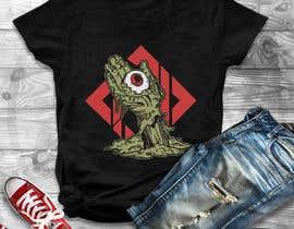 #159 for Halloween shirt design af sifatara5558