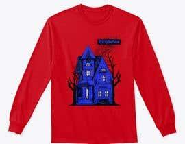 #78 for Halloween shirt design af mr124solanki