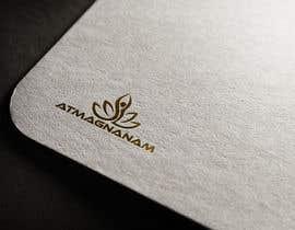 """#93 untuk """"Atmagnanam""""  - logo design contest oleh sreemongol270"""