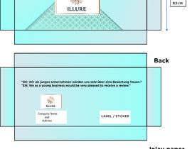 #23 para Premium Packaging + Inlay Paper por uzmarani795