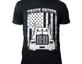#31 para Custom T-shirt for company truck drivers por rajibislam0003