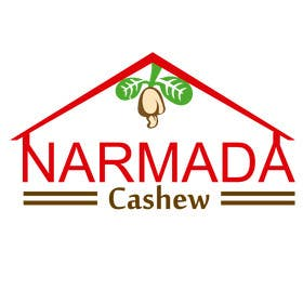 #59 for Design a Logo for Narmada Cashews af sgsicomunicacoes